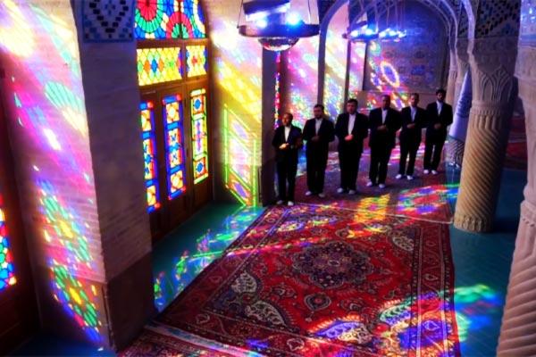 عکس شاخص نماهنگ اسماءالحسنی