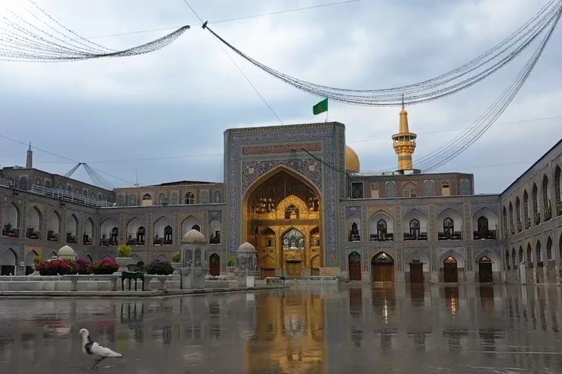 نماهنگ مشهدالرضا